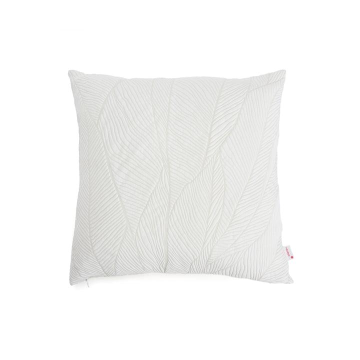 Mika Barr - Pinion Cushion Cover, 45 x 45cm, white