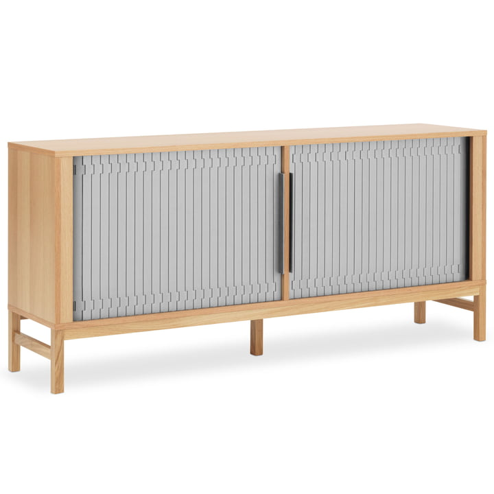 Blind sideboard by Normann Copenhagen in grey