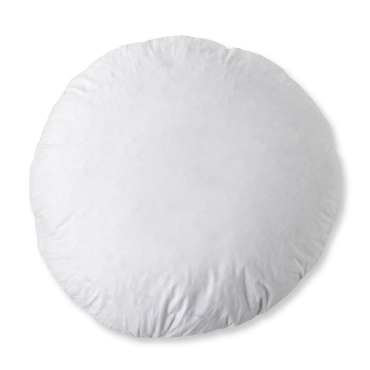 Mika Barr - Cushion Filling Microfibre ∅ 60 cm, white