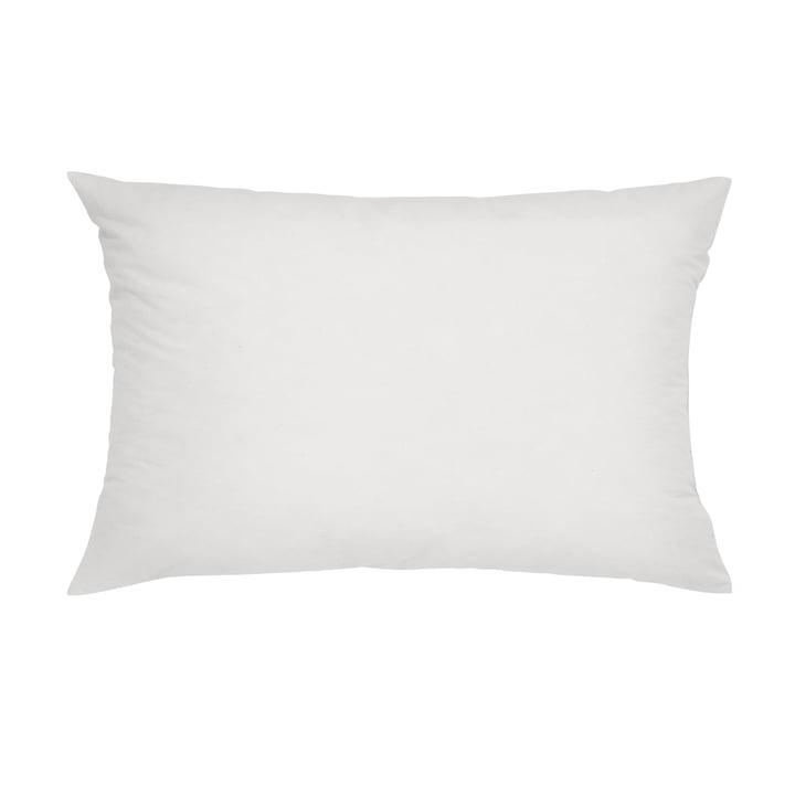 Mika Barr - cushion filling microfibre 50 x 30 cm, white