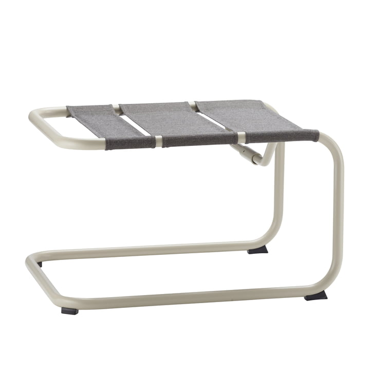 S 35 NH All Season Stool by Thonet in Grey Green / Anthracite