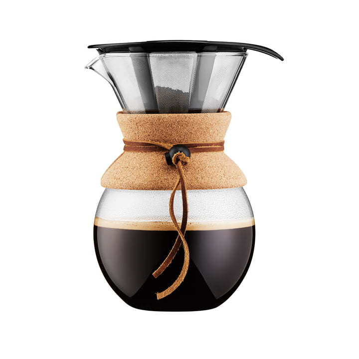 Bodum - Pour Over Coffee Maker with permanent filter 1.0 l by Bodum in Cork