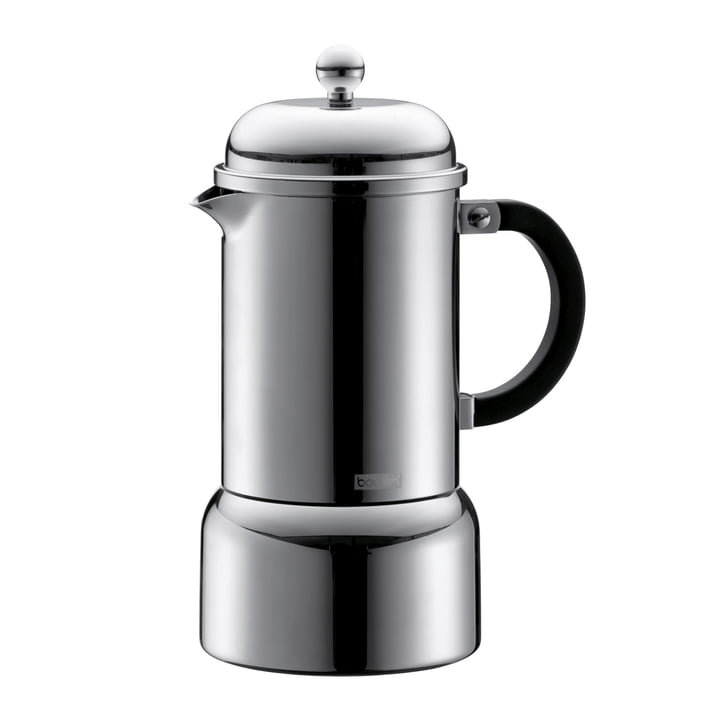 Bodum - Chambord Espresso Maker 0,35 l by Bodum out of stainless steel