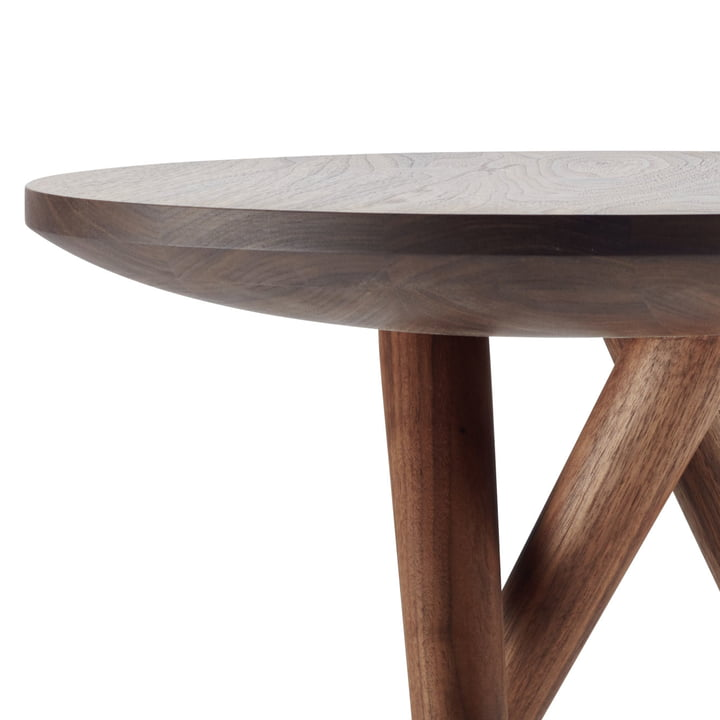 1025 Side Table by Thonet
