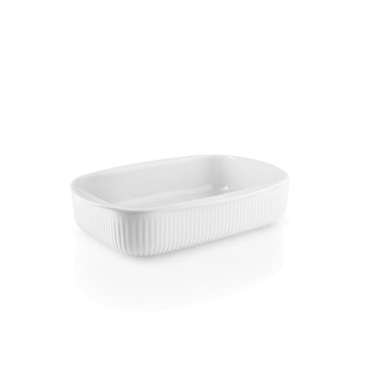 Eva Trio - Legio Nova Casserole dish small, 24 x 16.5 cm, white