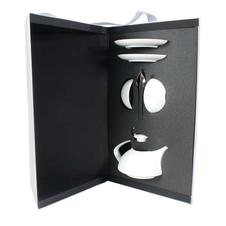 Kitchenaid Customer Service >> TAC Gropius Tea Set by Rosenthal   Connox