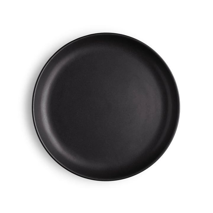 Eva Solo - Nordic Kitchen plate Ø 17 cm, black