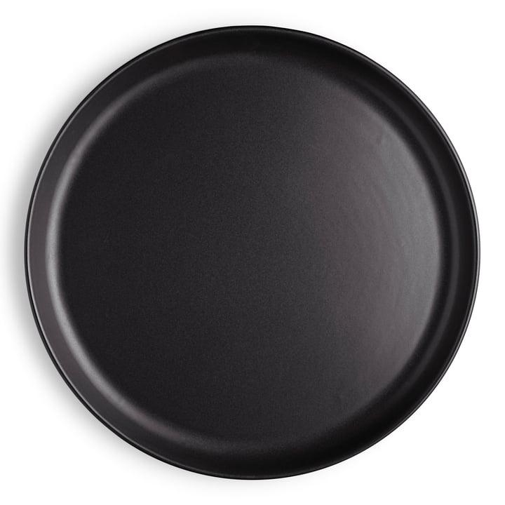 Eva Solo - Nordic Kitchen Plate Ø 25 cm, black