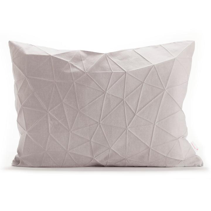 Mika Barr - Irad Cushion Cover, 55 x 40cm, light grey