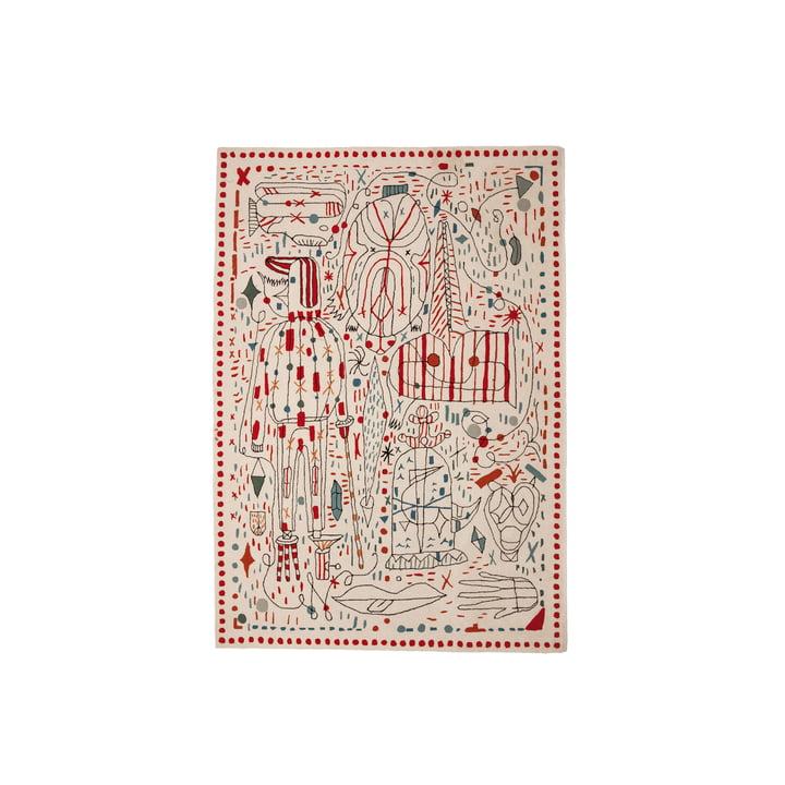 nanimarquina - Hayon x Nani, 170 x 240 cm, multicolour