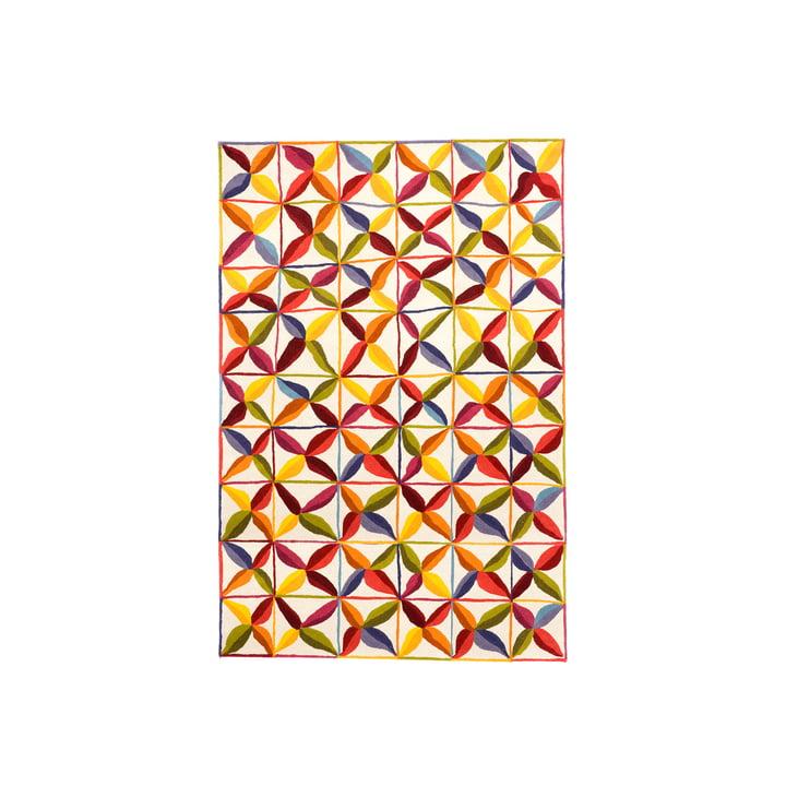 nanimarquina - Kala 155 x 220 cm, multicolour