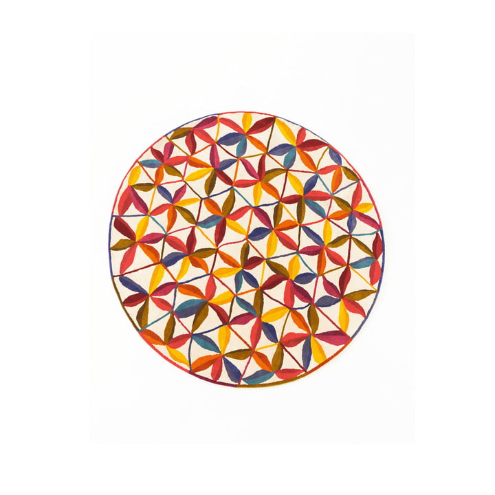 The nanimarquina - Kala 125 x 220 cm, multicolour