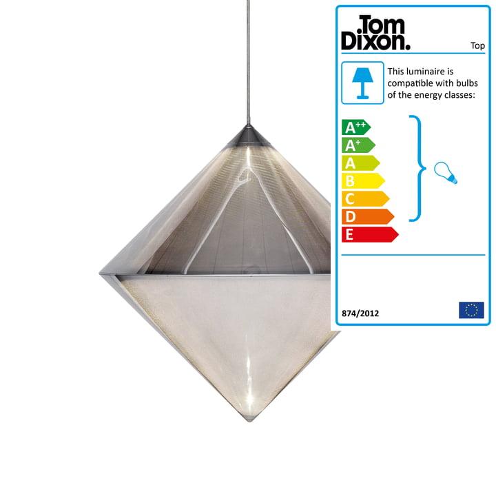 Top Pendant Lamp by Tom Dixon