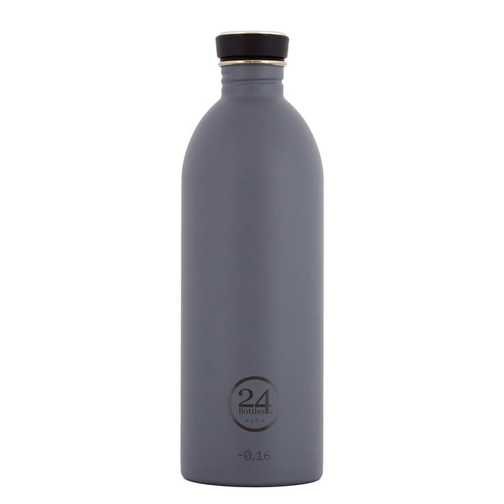 24Bottles - Urban Bottle 1.0 l, formal gray