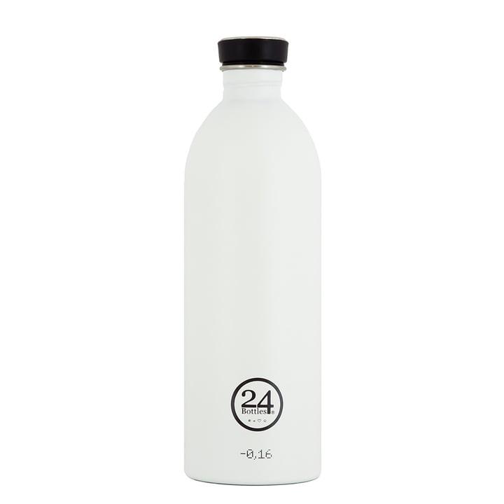 24Bottles - Urban Bottle 1.0 l, white