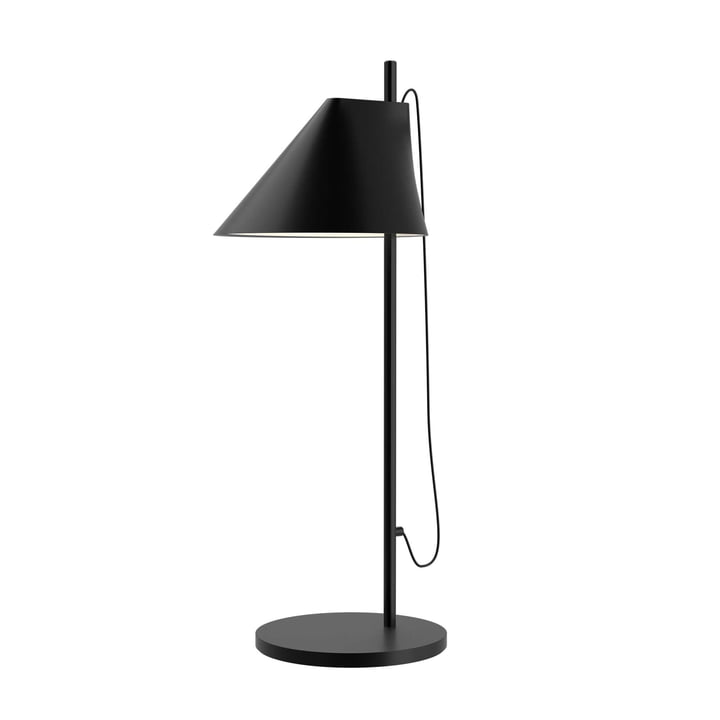 The Louis Poulsen - Yuh table lamp LED in black