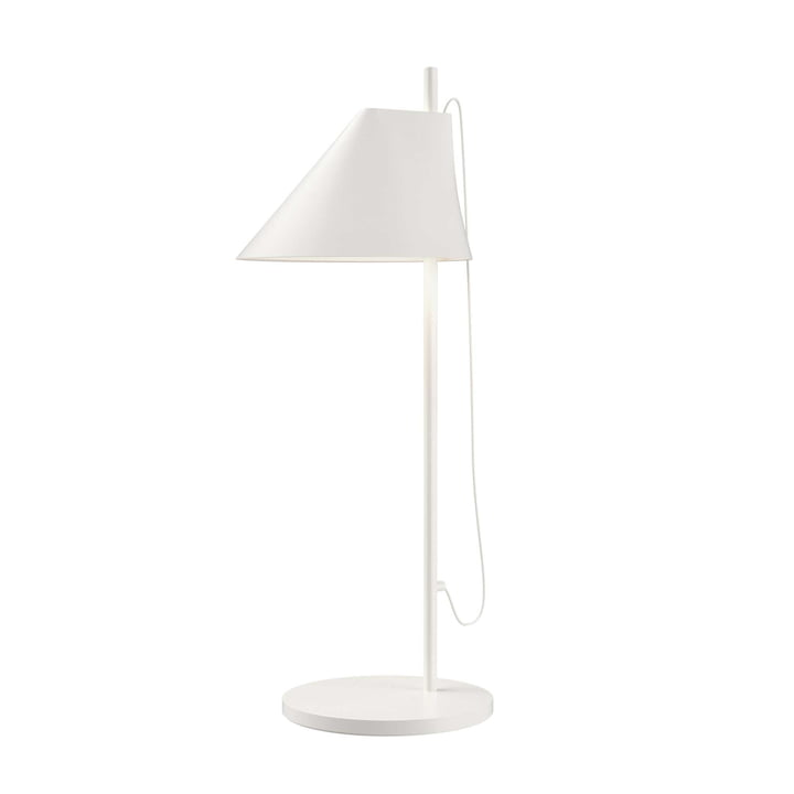 The Louis Poulsen - Yuh table lamp LED in white
