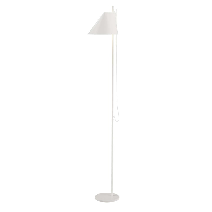 The Louis Poulsen - Yuh Floor Lamp LED in white