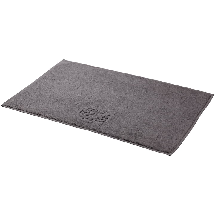 Georg Jensen Damask - Damask Terry Bath Mat in Slate Grey