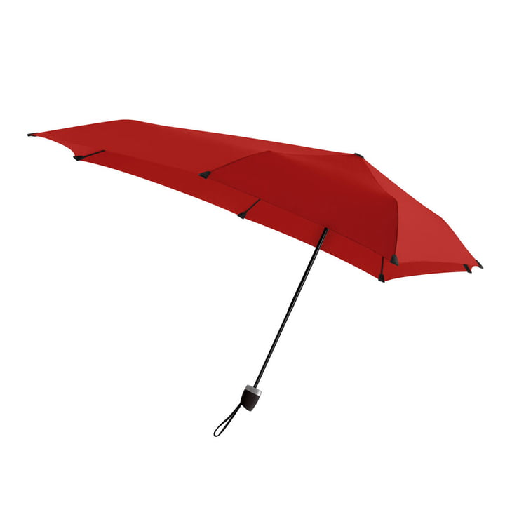 Senz - Manual Umbrella, passion red