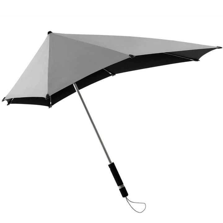 Senz - Umbrella Smart XL, shiny silver