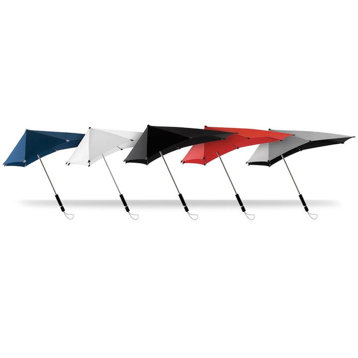 Different Models of the Senz - Smart XL Umbrella.