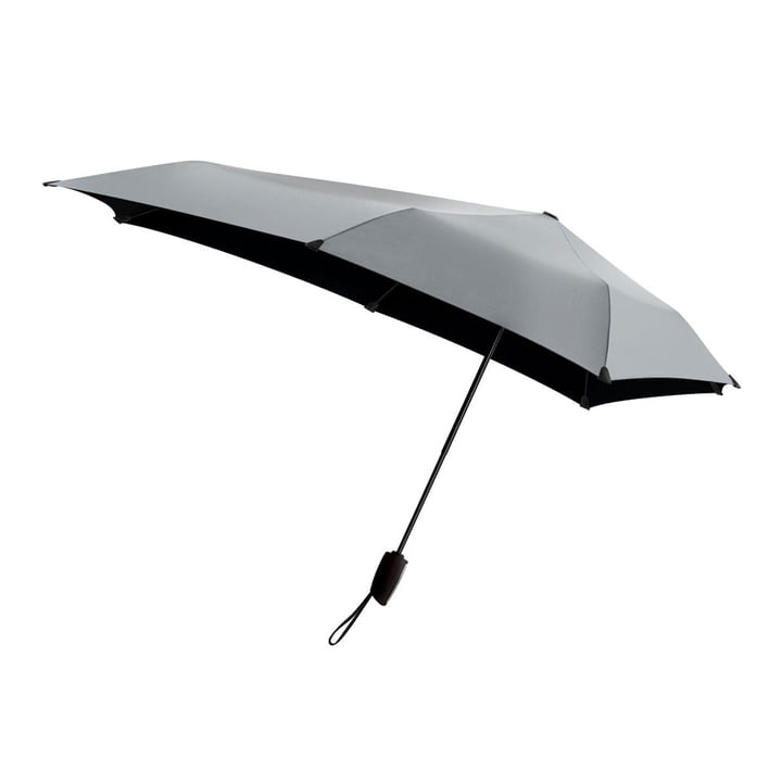 Umbrella Automatic by Senz in Shiny Silver