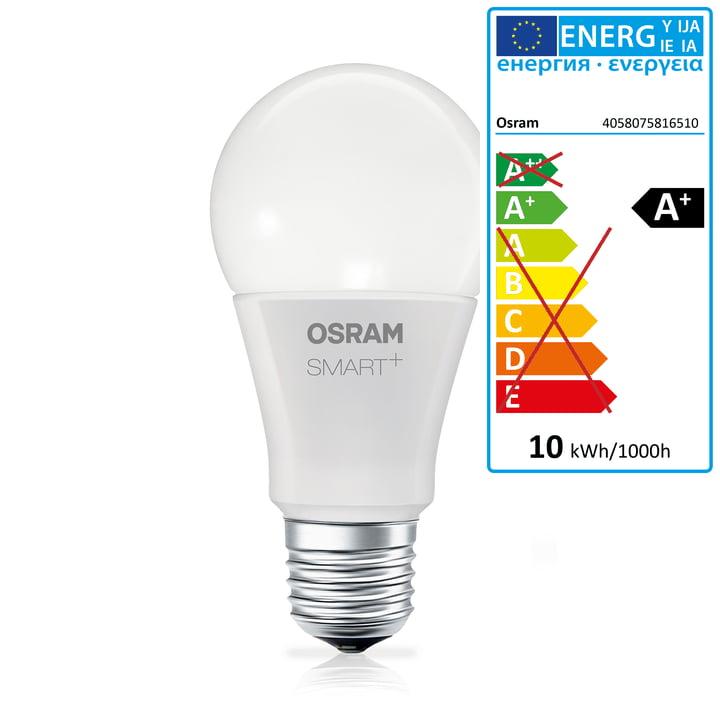 Lightify LED Classic A 60 (E27 / 10 W) by Osram