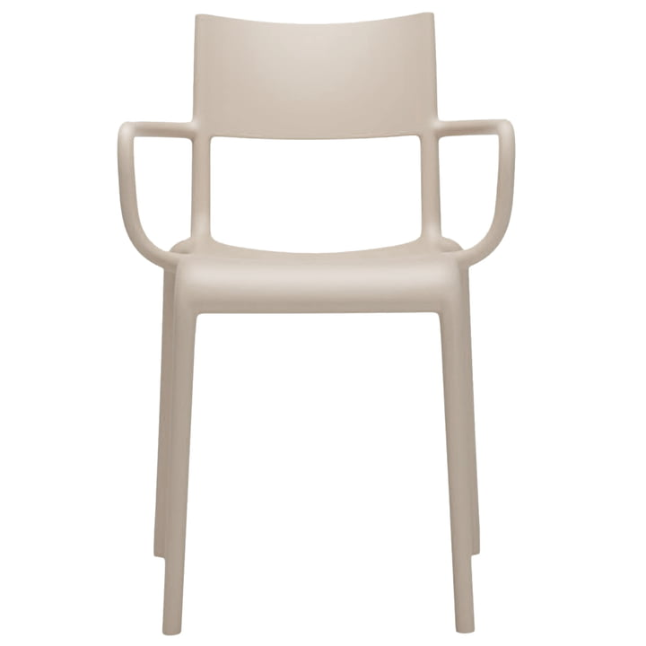 Kartell - Generic A Chair, dove gray