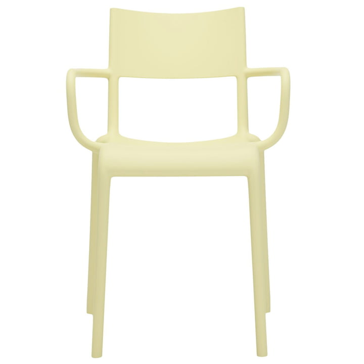 Kartell - Generic A Chair, yellow