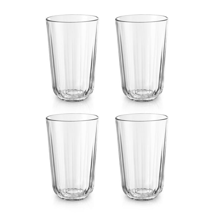Set of 4 Drinking Glasses, 0.43 l in a Gift Package by Eva Solo