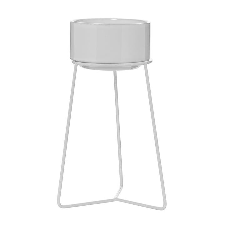 Bloomingville - flower pot Ø 16 cm, white