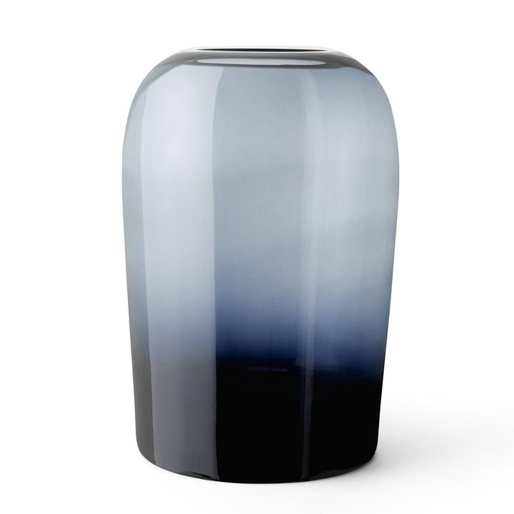 Troll Vase XL by Menu in Midnight Blue
