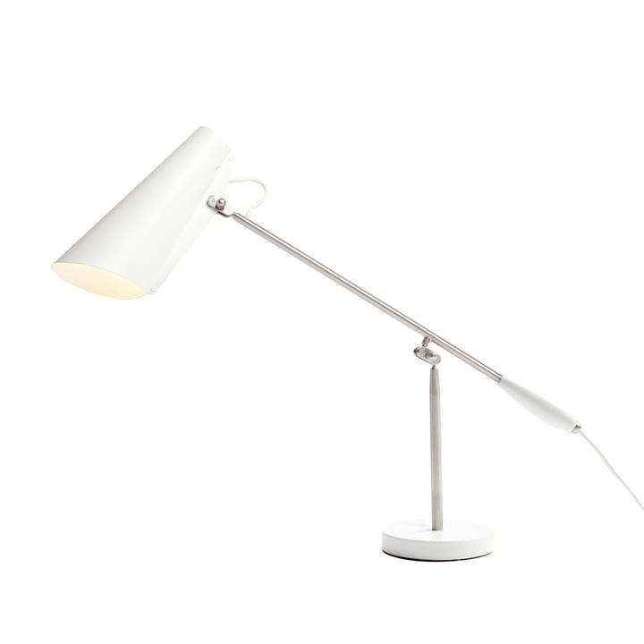 Northing Lighting - Birdy Table Lamp, white / metallic