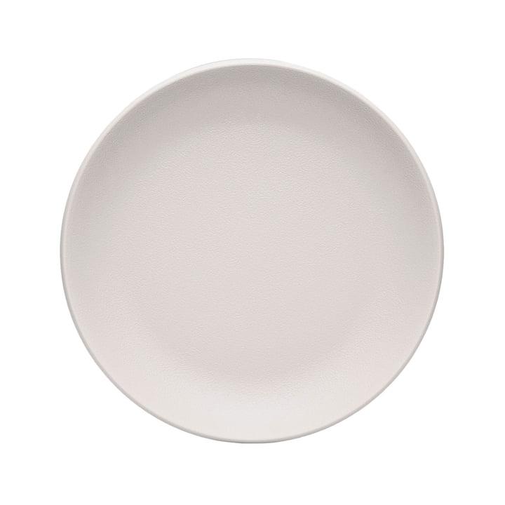 Trama Plate Ø 27 cm by Kartell in light grey