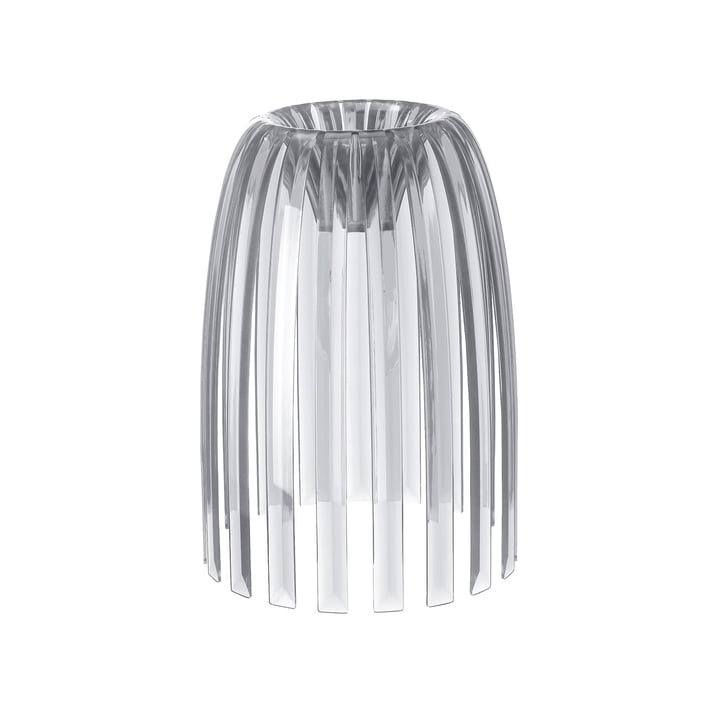 The Koziol - Josephine Lampshade S in transparent clear