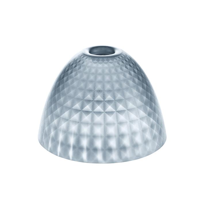 The Koziol - Stella Silk Lampshade S in Transparent Anthracite