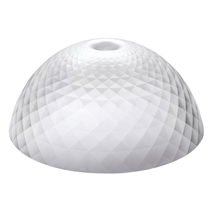 The Koziol - Stella Silk Lampshade XL in Transparent Clear