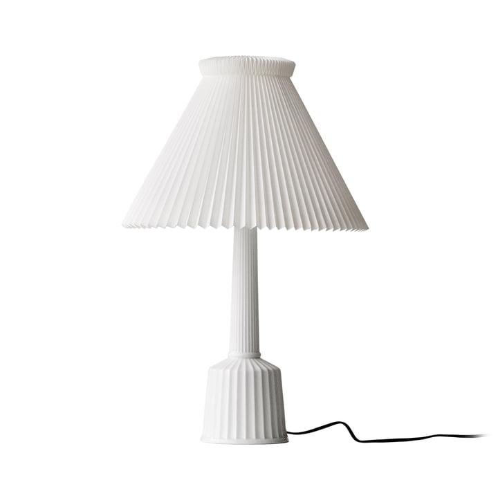 Esben Klint Table Lyngby Porcelæn lamp in white