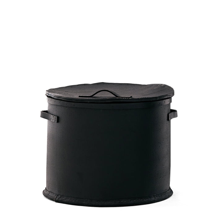 Opinion Ciatti - Poubelle waste basket, H 40 cm, black