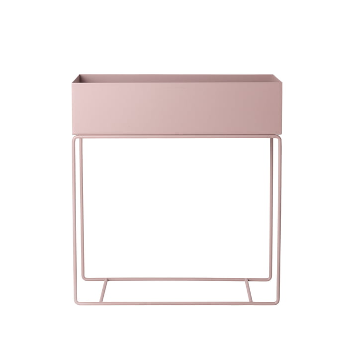 Plant Box from ferm Living in pink