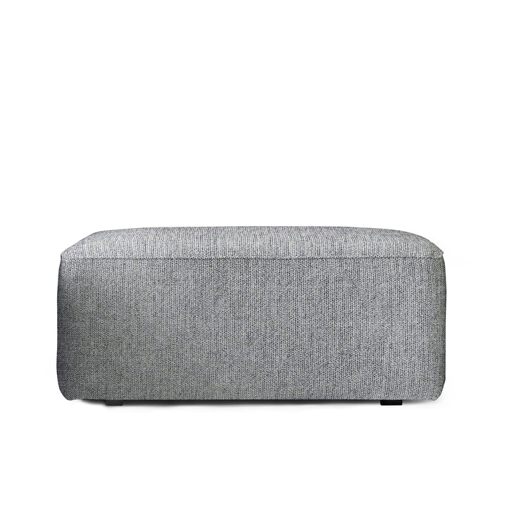 The Menu - Eave Modular Sofa Pouf in Light Grey (Hallingdal 130)