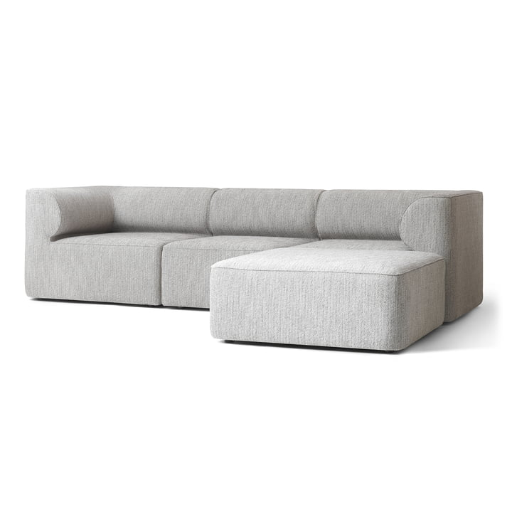 The Menu - Eave Modular Sofa in light grey