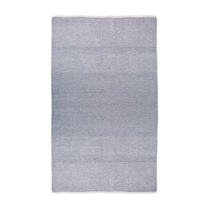 Blend Tablecloth 140 x 210 cm by ferm living in blue