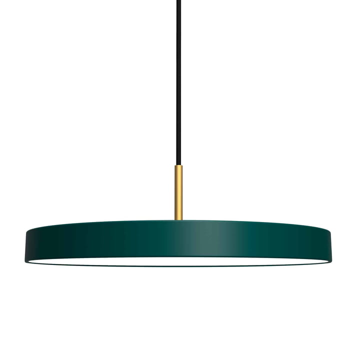 Asteria Pendant light LED from Umage in Forest