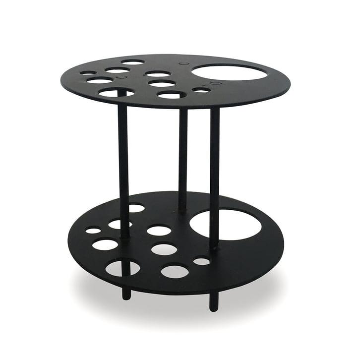 Flower Vase Insert for the AJ Porcelain Cup by Design Letters in Black