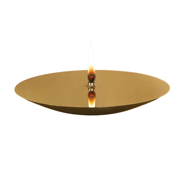 Oil Lamp Holocene No. 1 by Wästberg in Brass
