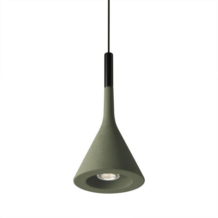 Foscarini - Aplomb pendant lamp, green