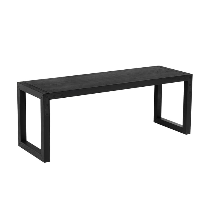 Conekt Bench from By Lassen in Black