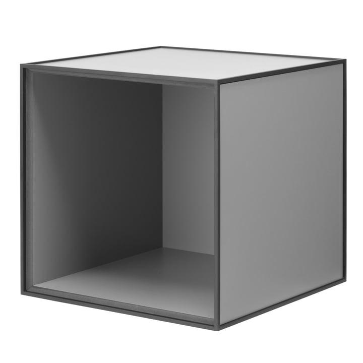 by Lassen - Frame Cabinet 35, dark grey